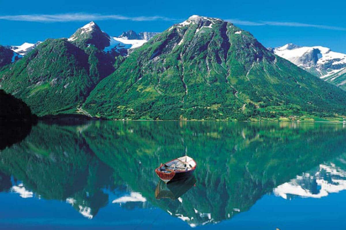 Exklusiv: Traumland Norwegen