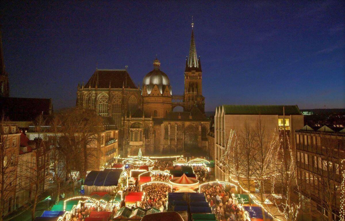 Printen, Dom und Lindt – Aachener Weihnachtsmarkt