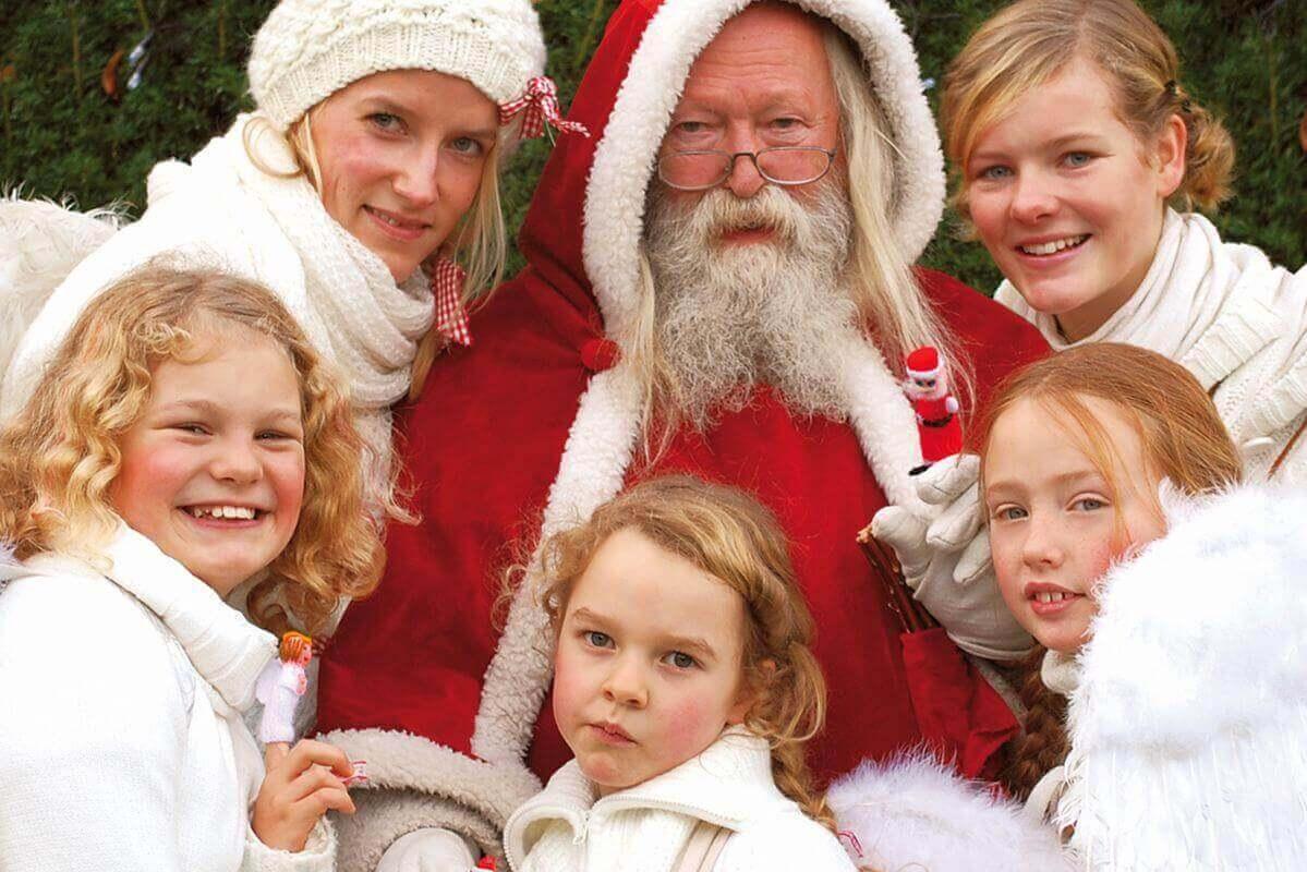 Weihnachtszauber auf Schloss Bückeburg