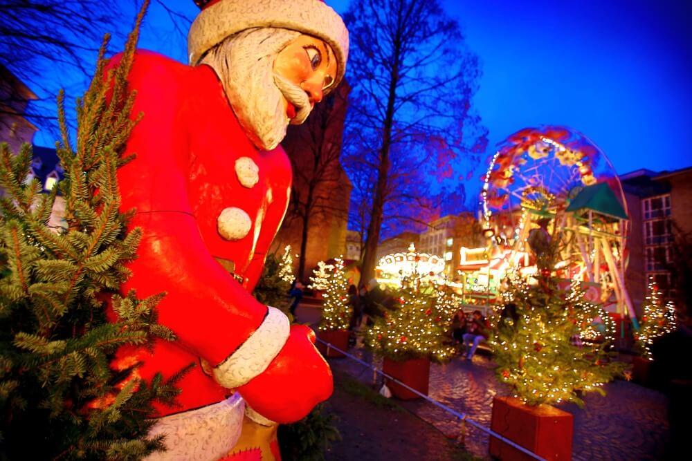 Bielefelder Weihnachtszauber mit Gerry Weber und Storck Outlet