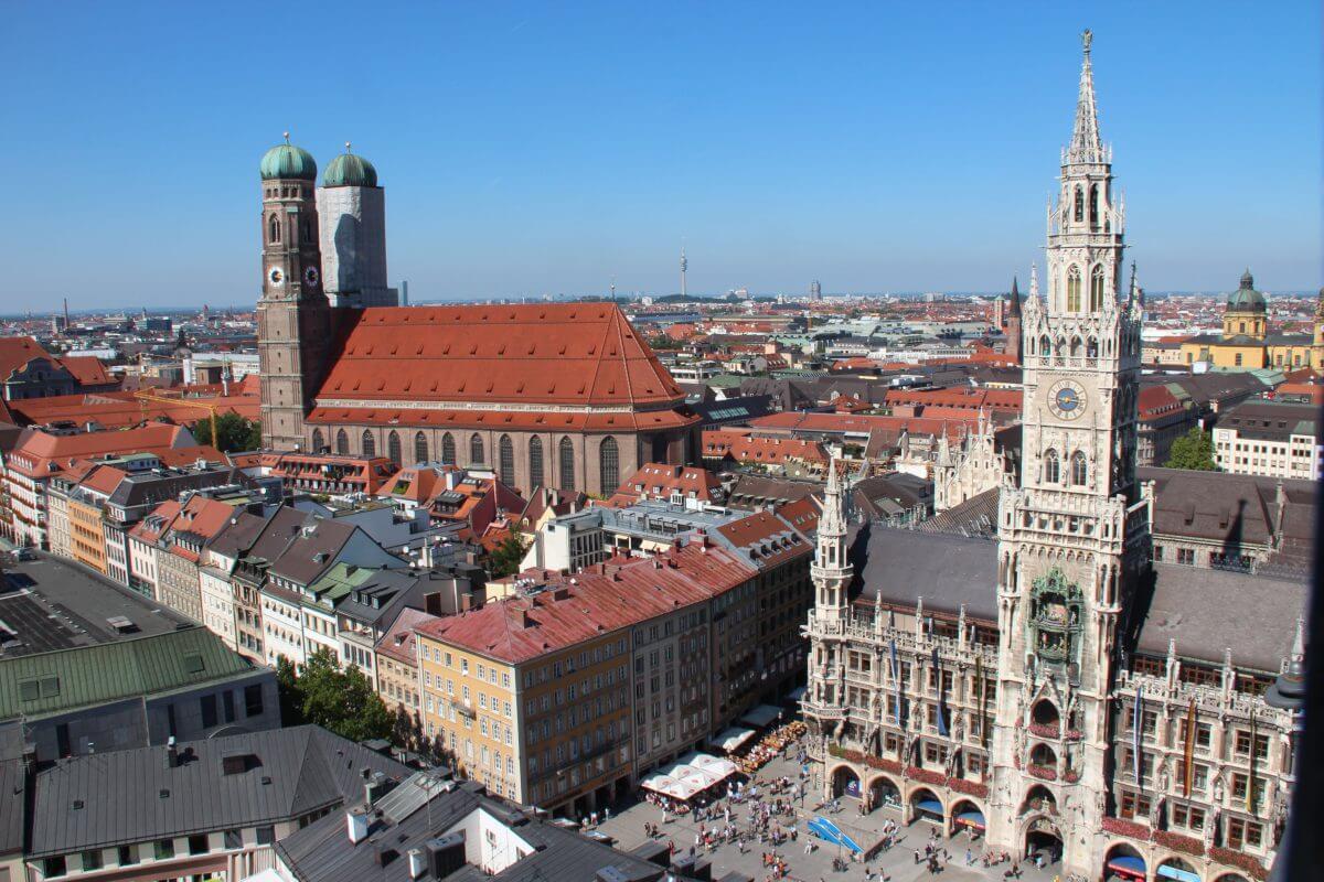 München – Bayrische Tradition und Lebenslust