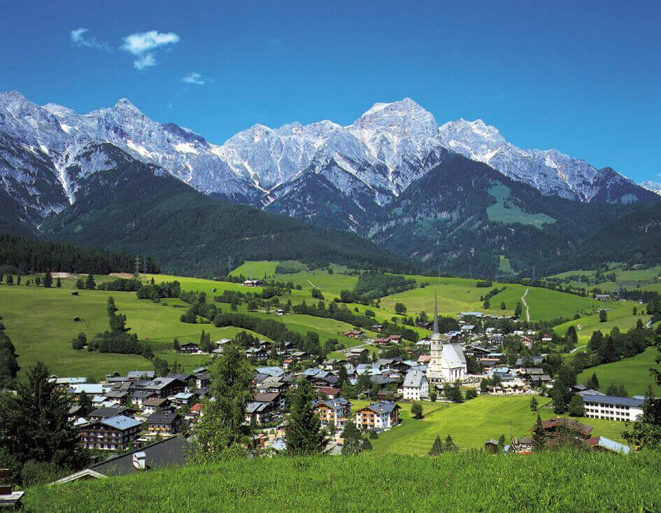 Maria Alm – Alpenländer Herbst