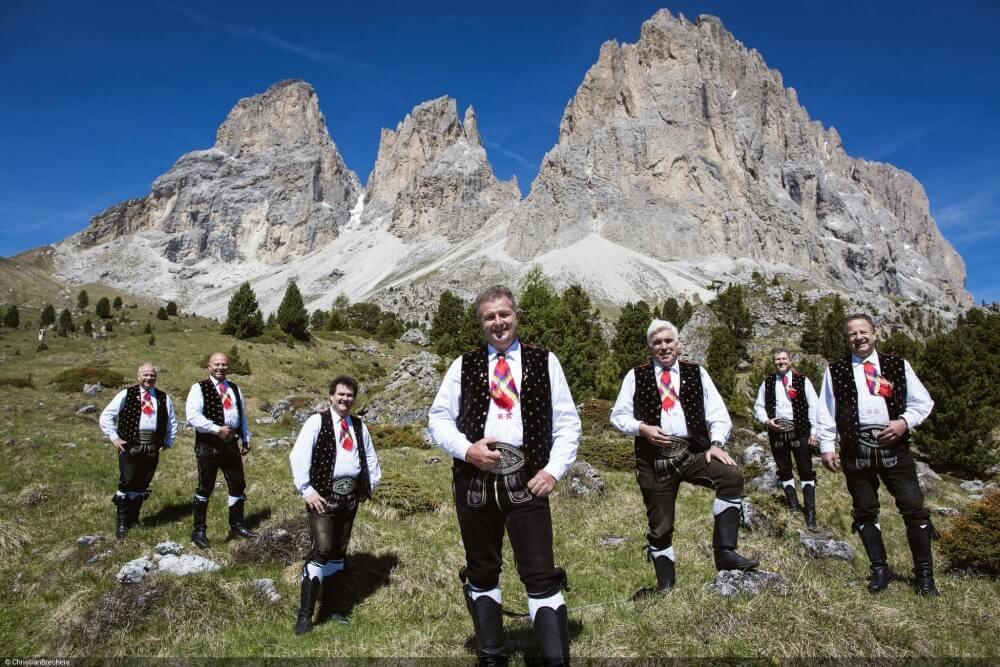 KASTELRUTHER SPATZEN aus Südtirol live 2019