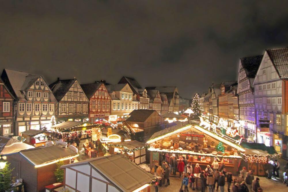 Celler Weihnachtsmarkt