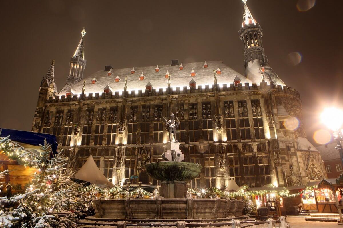 Weihnachtsstadt Maastricht & Aachener Weihnachtsromantik