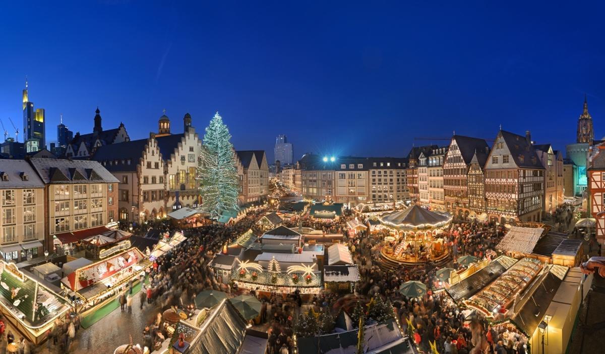 Weihnachtsmarkt Frankfurt & Neue Altstadt