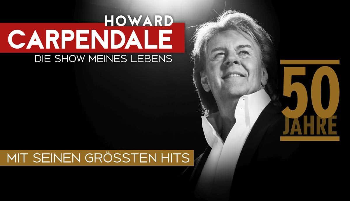 50 Jahre Howard Carpendale  –  Die Show meines Lebens