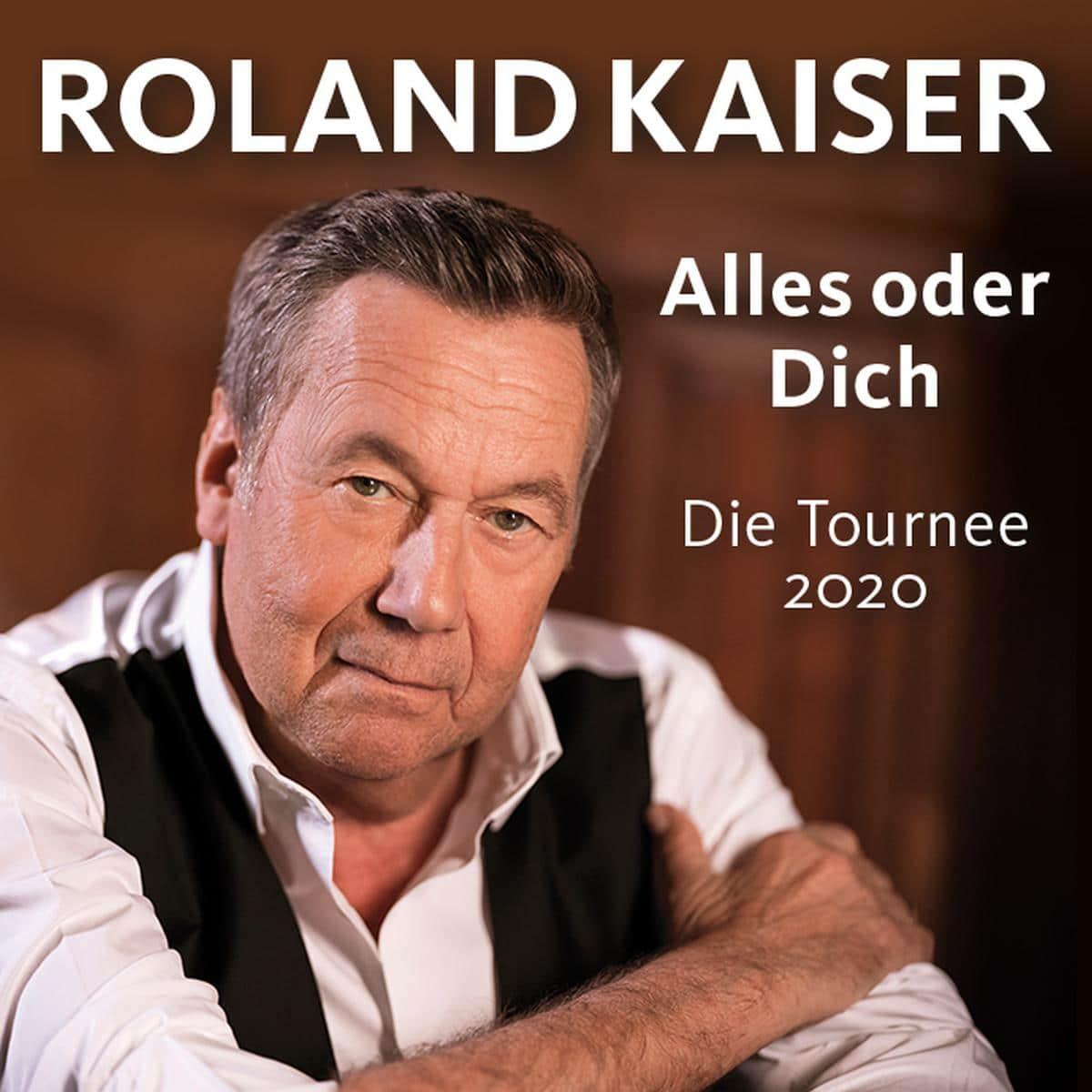 Roland Kaiser Live – CentrO Oberhausen