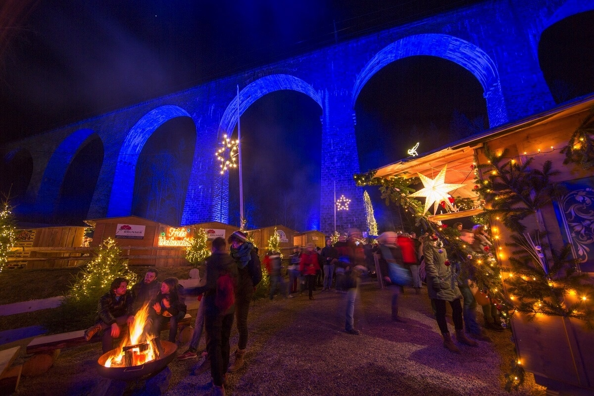 Zauber der elsässischen Weihnacht…