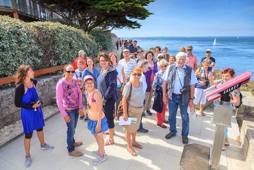 Wunderschöne Bretagne – Partnerstadt Locminé … mit Freunden Freunde besuchen