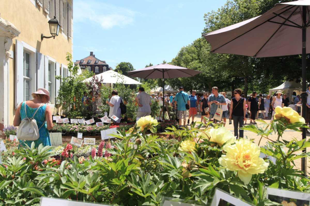 Das Gartenfest Hanau