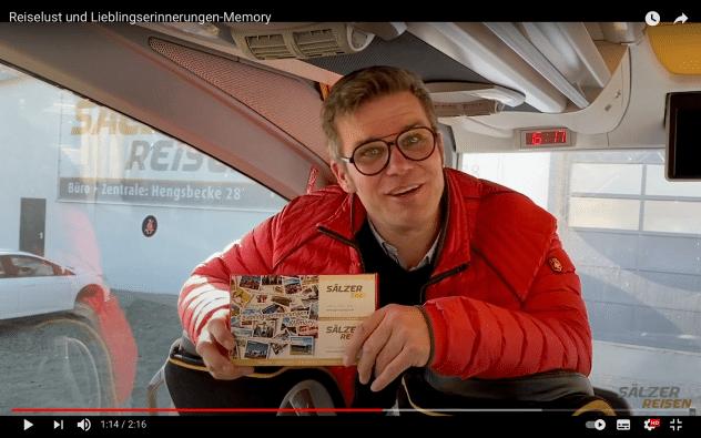 Reiselust, Gewinnspiel und Lieblingserinnerungen-Memory