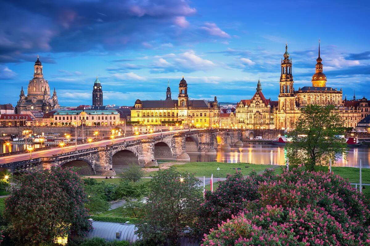 Dresden Deluxe – Grandhotel mit Altstadtblick, Königliche Paraderäume und mehr…